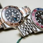 The Hour Glass Offers the Best Rolex GMT Master Collection